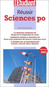 Réussir Sciences po