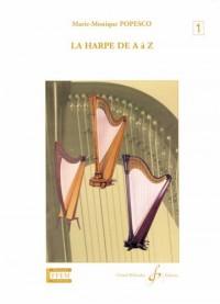 La Harpe de a a Z Volume 1a
