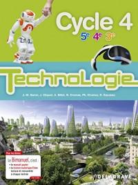 Bimanuel Technologie cycle 4 (2017) - Manuel élève