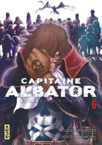 Capitaine Albator Dimension Voyage, tome 6