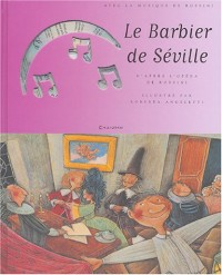Le Barbier de Séville (1 livre + 1 CD audio)
