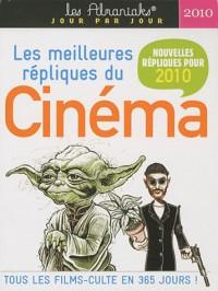 Les Meilleures Repliques du Cinema 2010