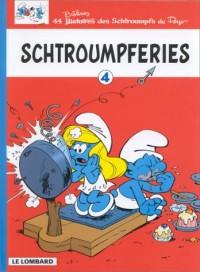 Fan de BD !, Schtroumpferies, tome 4
