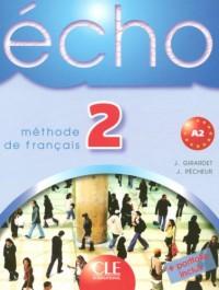 Echo 2 : Méthode de français