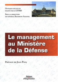Le management au Ministère de la Défense