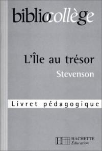 Bibliocollege - l'Ile au Tresor - Livret Pedagogique