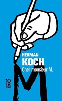 Cher Monsieur M.