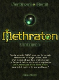 Methraton : Coffret tome 1 à 3