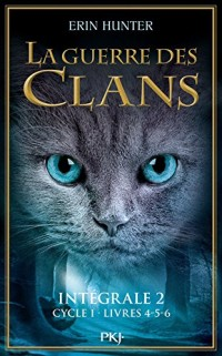 Omnibus Guerre des clans cycle I T.4-5-6 (2)