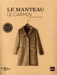 Les basiques : le manteau de Carmen