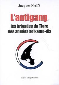 L'antigang, les brigades du Tigre des années soixante-dix