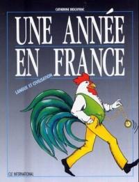 Une annee en France