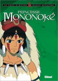 Princesse Mononoke, tomes 1 à 4 (Coffret 4 volumes)
