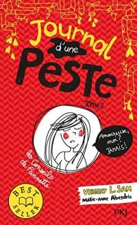 Journal d'une peste - tome 02 : Amoureuse, moi ? Jamais ! (2)