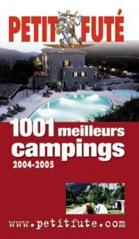 1001 meilleurs campings de France 2004-2005
