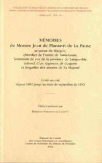 Memoires de Messire Jean de Plantavit