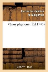 Venus Physique  ed 1745