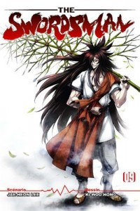 The Swordsman Vol.9