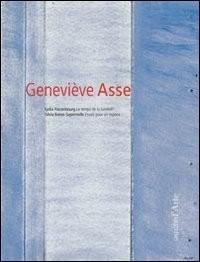 Geneviève Asse : Huiles sur papier