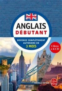 Anglais - Débutant - Nouvelle édition (Livre + CD): 1 leçon par jour pendant 3 mois