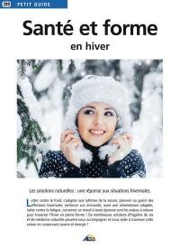 Santé et forme en hiver