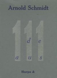 De 111 : Edition bilingue français-allemand