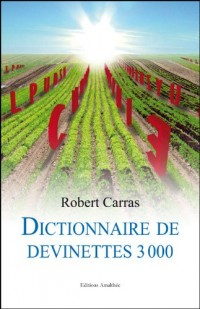 Dictionnaire de Devinettes 3000