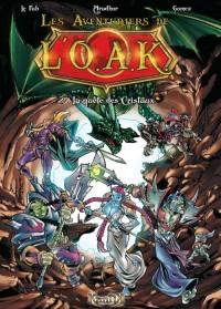Aventuriers de l'Oak T2 (les)