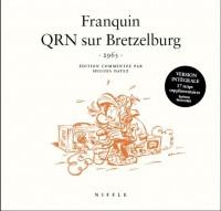 QRN sur Bretzelburg (1963) - tome 1 - QRN sur Bretzelburg de Franquin coll 50/60 (1963)