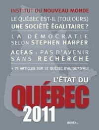 Etat du Quebec 2011 (l')