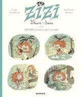 Zizi Chauve-Souris, Tome 2 : 700 000 aventures par seconde