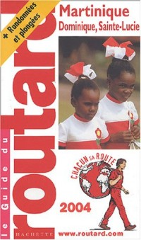 Guide Routard : Martinique 2004