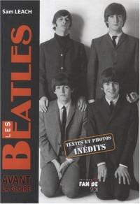 Les Beatles avant la gloire