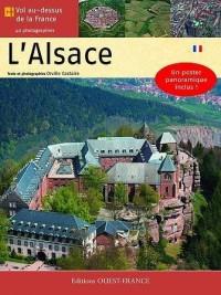 Vol au-dessus de l'Alsace
