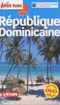 Le Petit Futé République Dominicaine (1DVD)