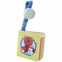 Haba - Livre pour poussette mes premiers jouets - 5349