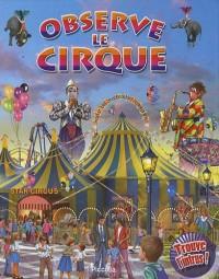 Observe le cirque