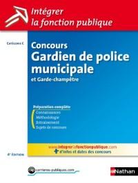 Concours gardien de police municipale : Et garde champêtre, Catégorie C