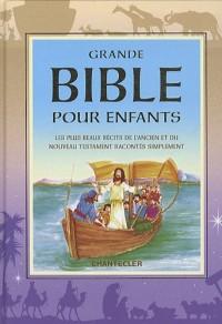 Grande Bible pour enfants