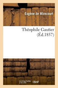 Theophile gautier  ed 1857