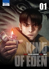 King of Eden T01 (01)