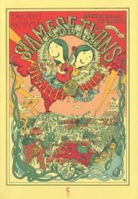 Siamese Twins, Tome 2 : Daisy et Violet en enfer !