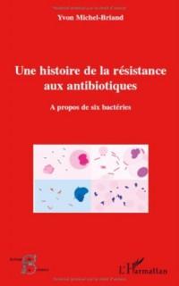Une histoire de la résistance aux antibiotiques : A propos de six bactéries