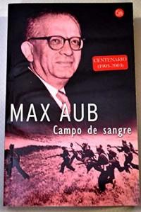 CAMPO DE SANGRE     PDL          MAX AUB