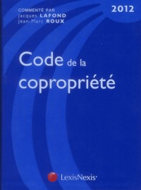 Code de la Copropriete  2012
