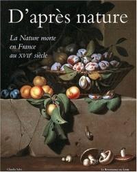 La nature morte française au XVIIe siècle