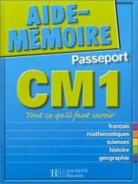 Aide-Mémoire Passeport : CM1 - 9-10 ans