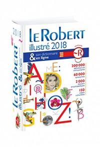 Dictionnaire Le Robert illustré & son dictionnaire en ligne 2018