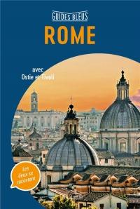 Guide Bleu Rome
