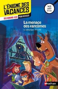 Enigme des vacances CE2-CM1 : Scooby-Doo : la menace des fantômes